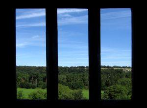 Country View Oout Clean House Windows